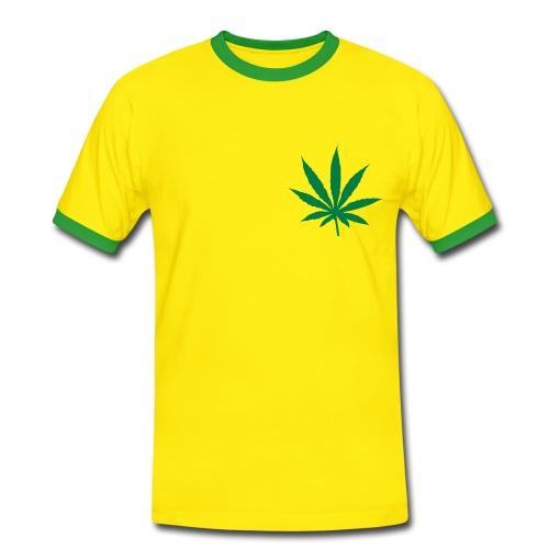 Tee-shirt HOMME été 2011 - T-shirt contrasté Homme