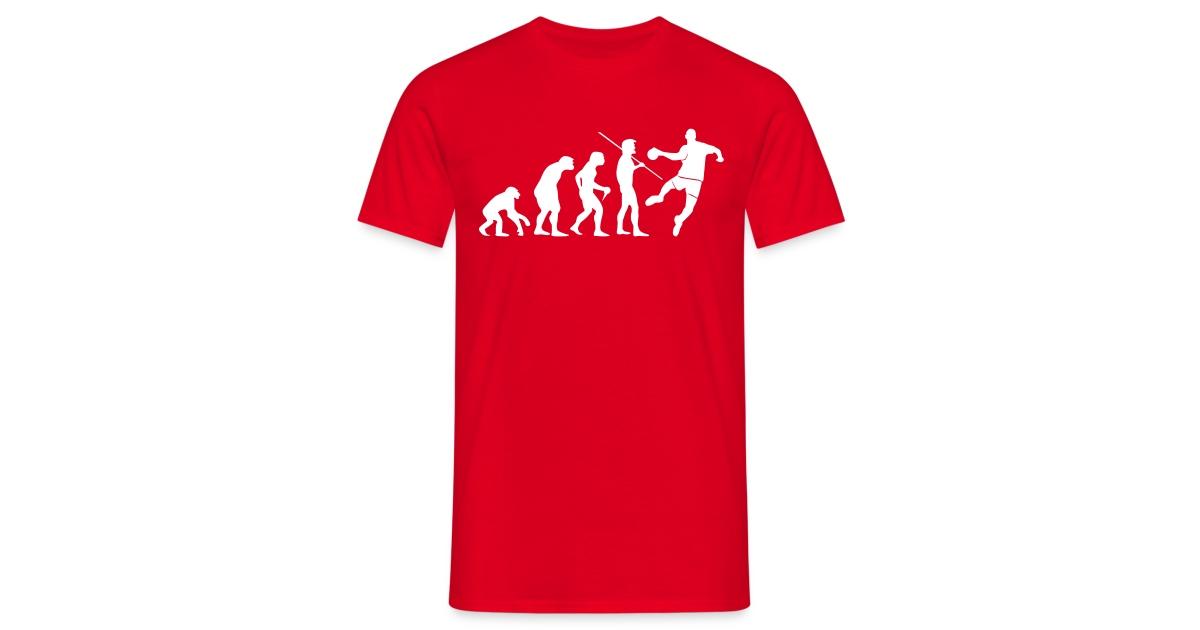 Tee-shirts Handball   Tee-Shirt Homme Handball Evolution - T-shirt Homme c0699ceb19e3