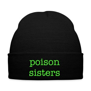 Poison Sisters woolly hat 2 - Winter Hat