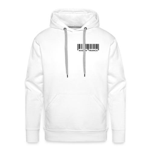 Sweat capuche France - Sweat-shirt à capuche Premium pour hommes