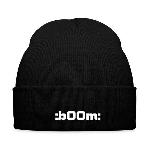 :b00m: hat - Winter Hat
