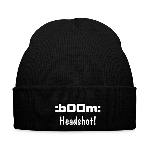 :b00m: headshot - Winter Hat