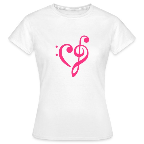 claves chica - Camiseta mujer