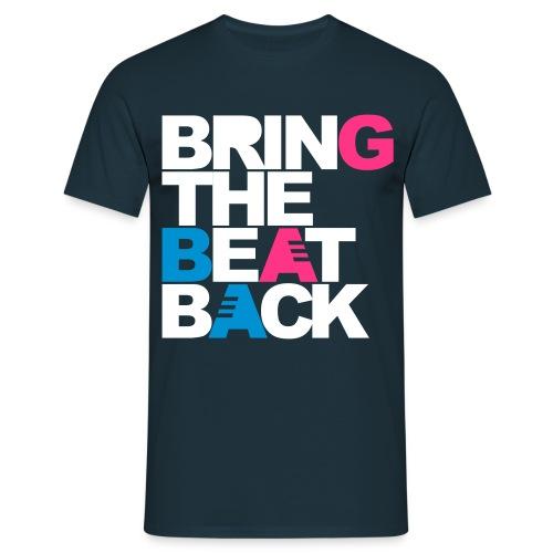bring the beat chico - Camiseta hombre