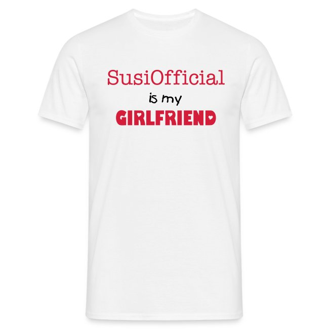 SUSI IS MY GIRLFRIEND