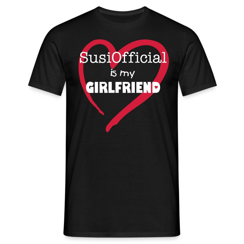 SUSI IS MY GIRLFRIEND - Maglietta da uomo