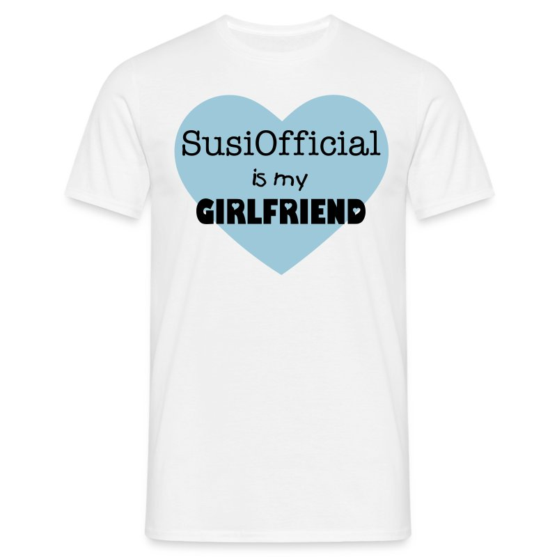 SUSIOFFICIAL IS MY GIRLFRIEND - Maglietta da uomo