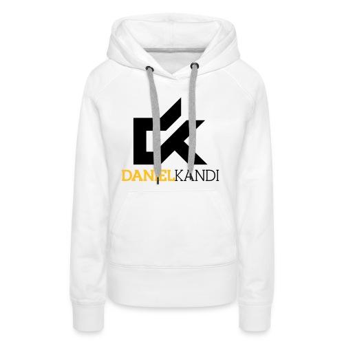 Kandi Female Sweater White - Women's Premium Hoodie