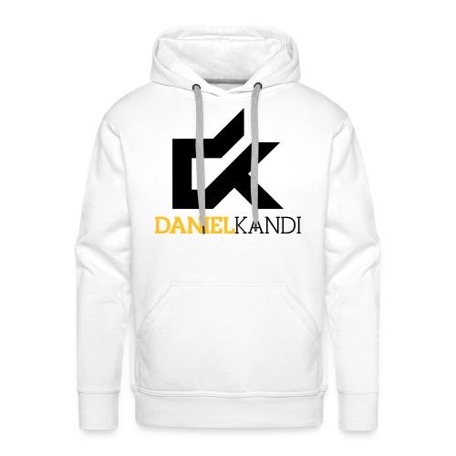 Kandi Sweater White - Men's Premium Hoodie