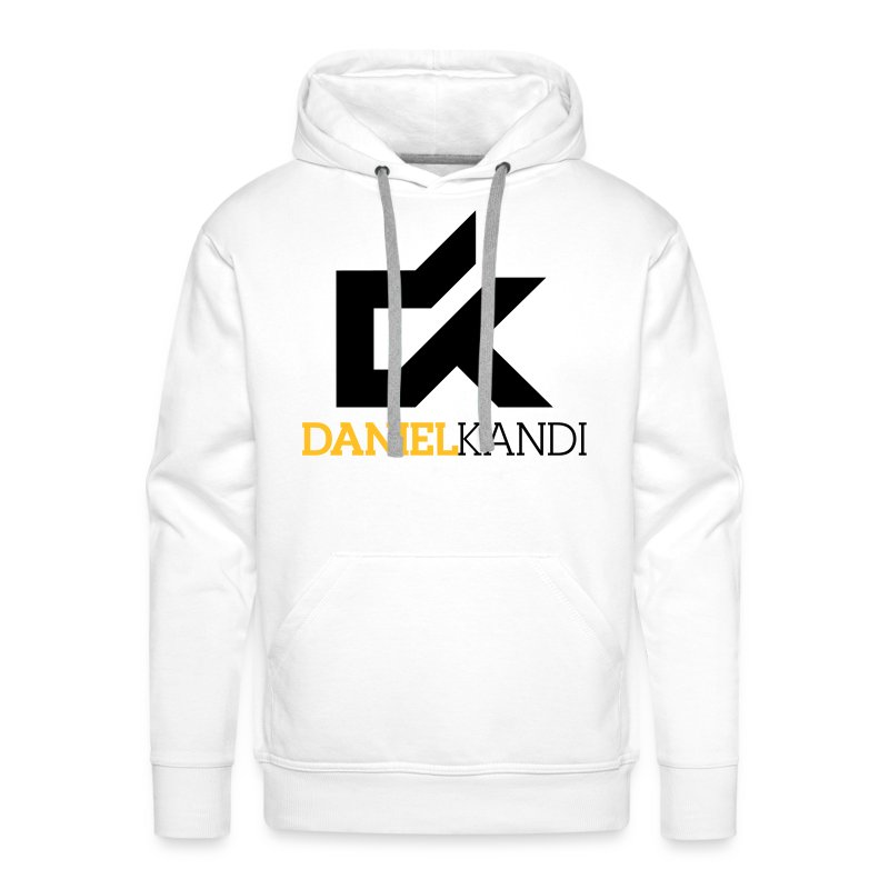 Kandi Sweater White - Men's Premium Hoodie