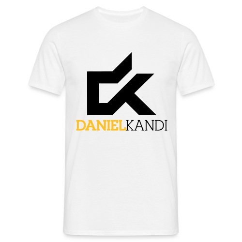 Kandi Shirt White - Men's T-Shirt