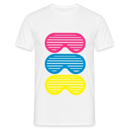 Shades - T-skjorte for menn