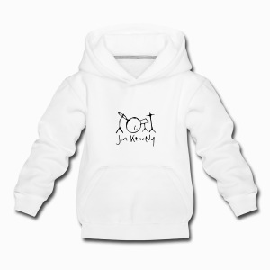Kids' Premium Hoodie - 14,bonobo,grand central,jon kennedy,jon kennedy federation,take my drum to england,trip hop,tru thoughts,useless wooden toys,we're just waiting for you now
