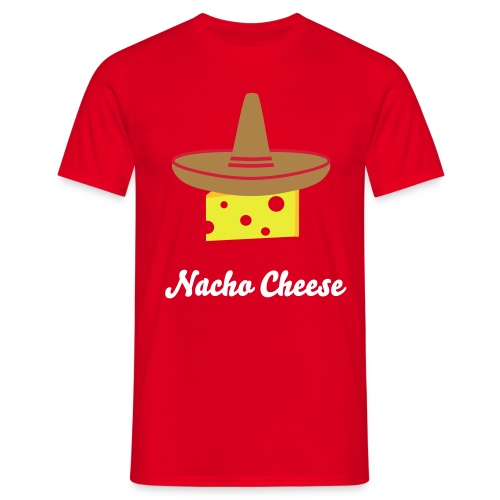 Nacho Cheese - Men's T-Shirt