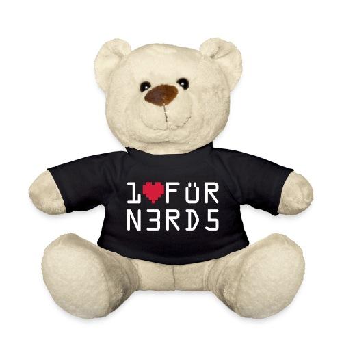 EIN HERZ FÜR NERDS - Teddy