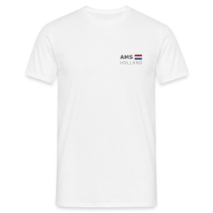 Classic T-Shirt AMS HOLLAND dark-lettered - Men's T-Shirt
