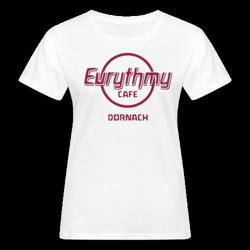 Eurythmy Cafe Dornach Bio-Shirt - Frauen Bio-T-Shirt