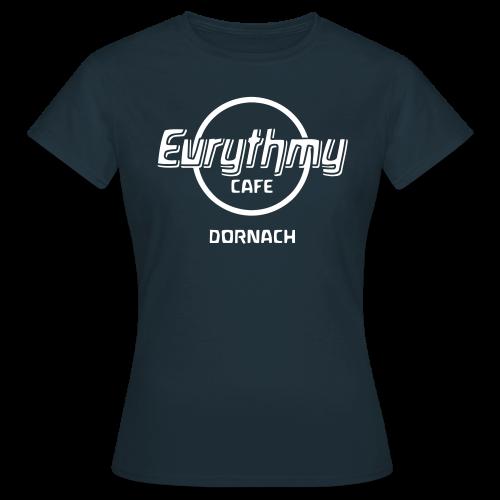 Eurythmy Cafe Dornach - Frauen T-Shirt