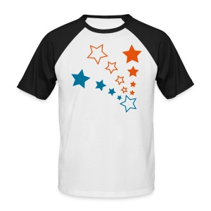 Stars - Men's Baseball T-Shirt