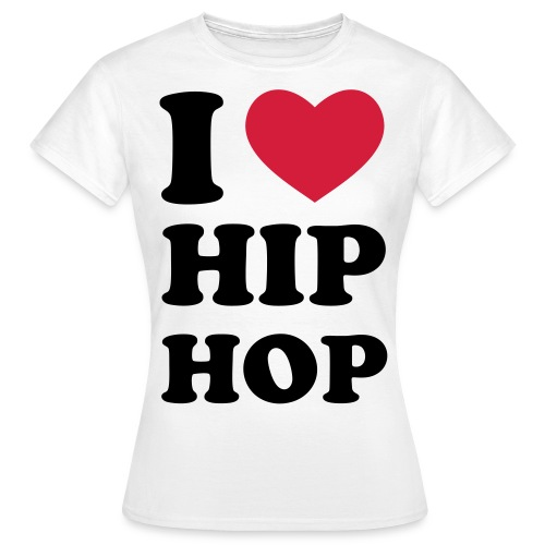 hiphop - Women's T-Shirt
