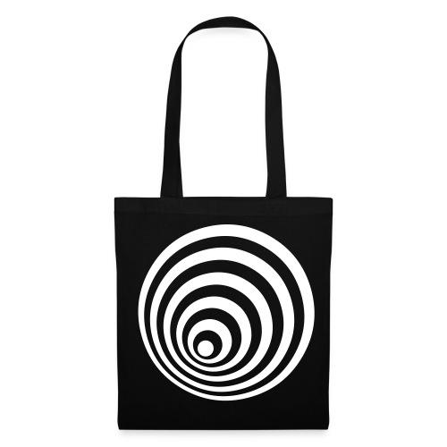 Stofftasche 'Spirale' - Stoffbeutel