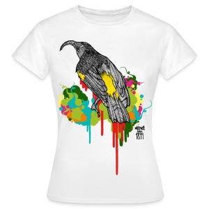 Casiegraphics Hawaii Mamo - Frauen T-Shirt