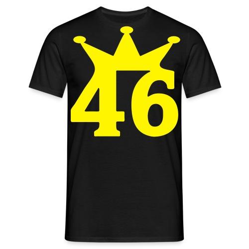 vale 46 - Mannen T-shirt