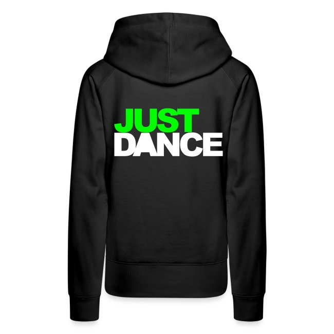 Hoodies just dance by C.S.M.A Femmes