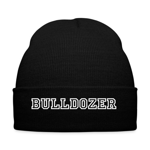 Bonnet bulldozer by Next Level - Bonnet d'hiver