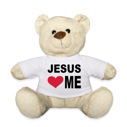 Jesus love me - Nalle