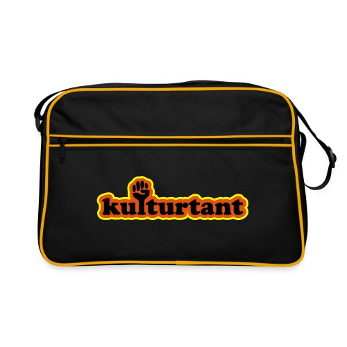 kulturtant - Retroväska
