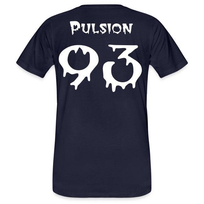 Teeshirt pulsion hommes by Next Level
