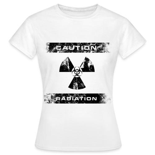 Caution - Frauen T-Shirt
