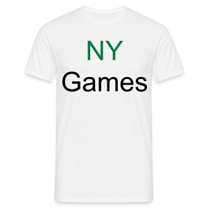 T-Shirt (NY Games) - Männer T-Shirt