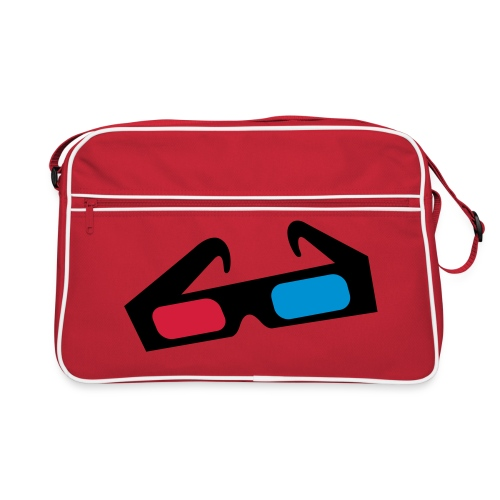 3D Glasses - Retro Bag