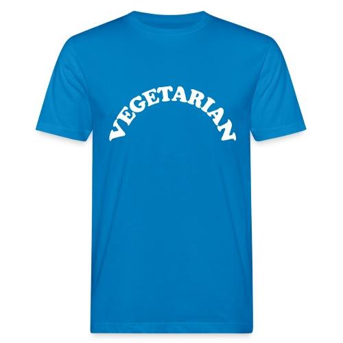 Vegetarian - Men's Organic T-Shirt