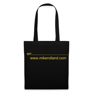 err....another bag - Tote Bag