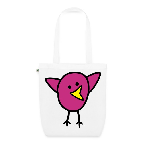Tweety Bird Organic Tote - EarthPositive Tote Bag