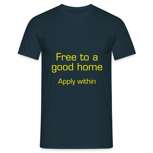 Home - Men's T-Shirt