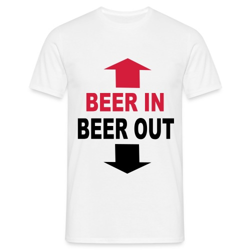 Men's T-Shirt - Go out in style with this t.