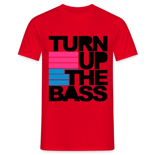 Men's T-Shirt - Perfect for all you music lovers!