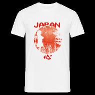 Camisetas ~ Camiseta hombre ~ Japón