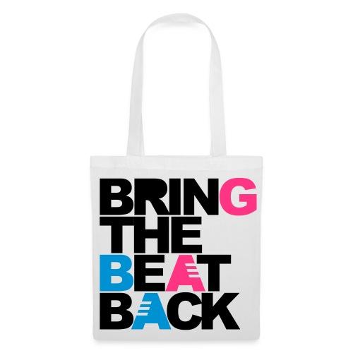 Bring The Beat Back - Bag - Tote Bag