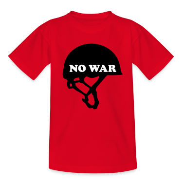 No War - Krieg Kids' Shirts