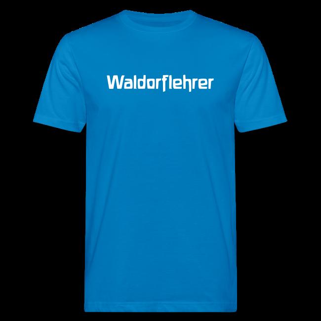 Waldorflehrer Bio Shirt
