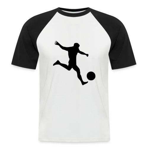 Fussball  - Männer Baseball-T-Shirt