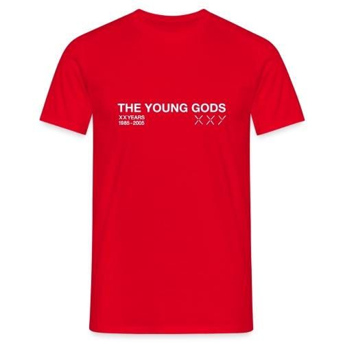 Comfort T XXY Red - Men's T-Shirt