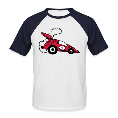 Red Racing Car T-Shirts