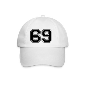 69dude/cap one size fits all - Baseball Cap