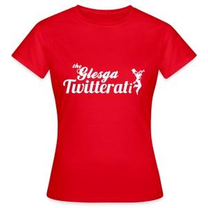 The Glesga Twitterati - Women's T-Shirt